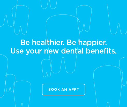 Be Heathier, Be Happier. Use your new dental benefits. - Parkville Modern Dentistry and Orthodontics