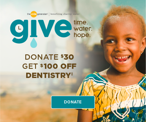 Donate $30, Get $100 Off Dentistry - Parkville Modern Dentistry and Orthodontics